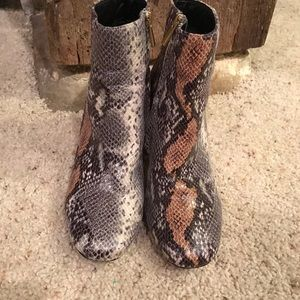 69ced4f15 ASOS Shoes | Rachelle Heeled Ankle Boots | Poshmark